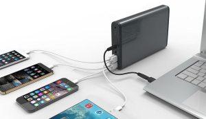 پاوربانک،شارژر،باتری،لیتیوم ،گوشی هوشمند،تکنولوژی،گوشی