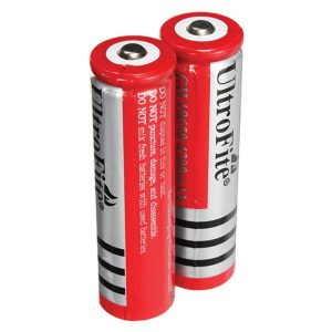 باتری لیتیوم-یون GH18650 اولتروفایت UltroFite 6800mAh