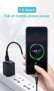 کابل شارژ kuulaa type-c