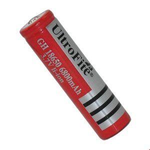 باتری لیتیوم-یون UltroFite 18650